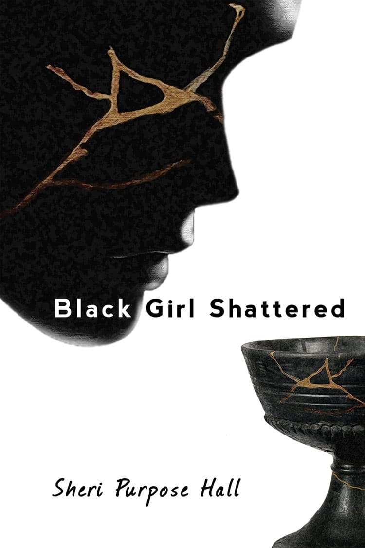 Black Girl Shattered