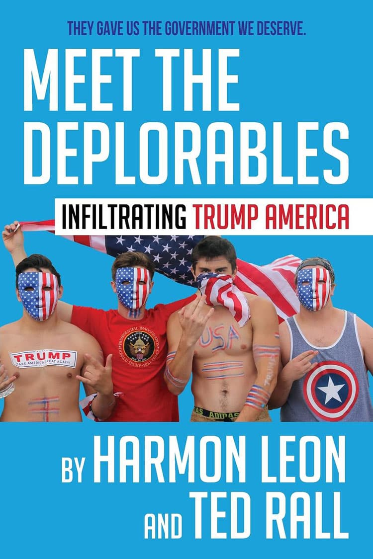 Image result for meet the deplorables ted rall harmon